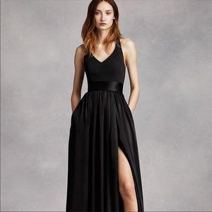 Beautiful Black Vera Wang Dress